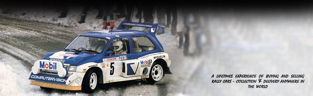 Buy Rally Car Sell Rally Car Jason Lepley Motorsport