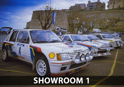 Showroom 1 - interesting - historic