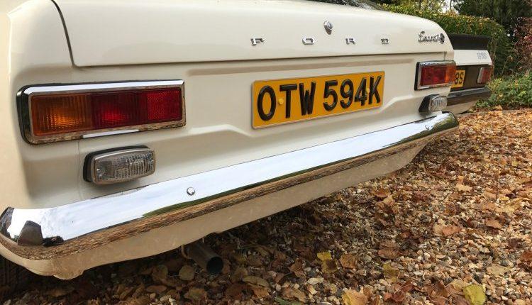 1971 Original RS1600