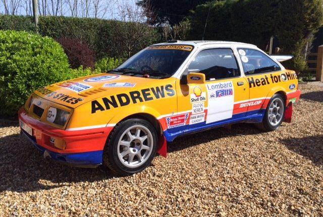 Ex Works 3 Door Sierra Cosworth GP