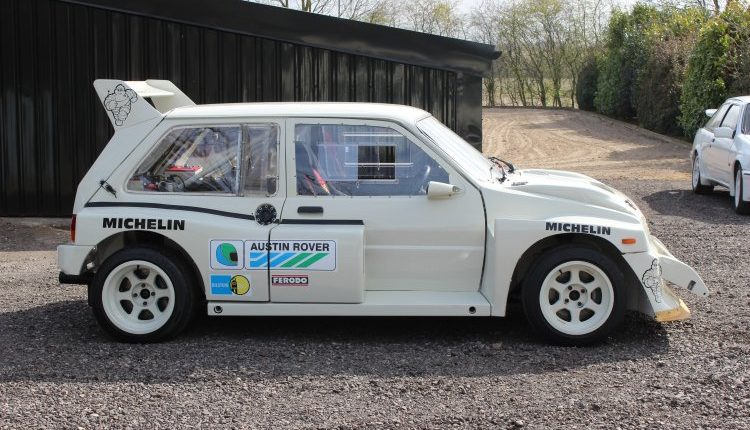 Ex Works MG Metro 6R4