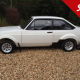 MK2 Escort RS1800 Historic rally car