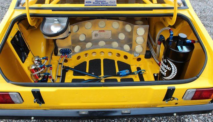 New Car Price >> Brand New MK2 Escort RS1800 Historic Rally car   Jason Lepley Motorsport