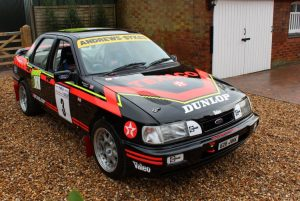Ex Works Sierra Cosworth 4x4 GP.A 9