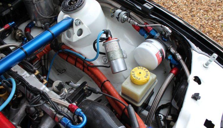 Ex Works Sierra Cosworth 4x4 GP.A 9