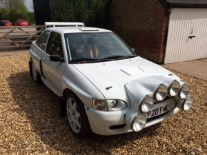 Ex works Escort RS2000 F2 Kit car 5