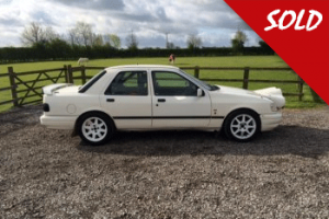 Sierra Sapphire Cosworth 4x4 Rally car