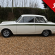 MK1 Lotus Cortina Light weight Historic rally car