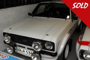 MK2 Escort RS1800 Ex David Sutton