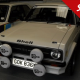 MK2 Escort RS1800 Rally car Ex. Bob Dowen