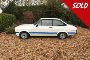 MK2 Escort RS1800 Road car