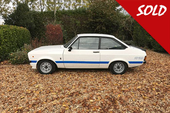 MK2 Escort RS1800 Sold