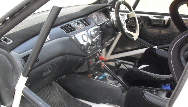 Mitsubishi Evo 8 Group N Rallycar Jason Lepley Motorsport