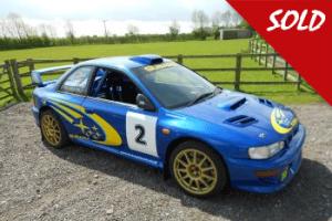 Subaru WRC