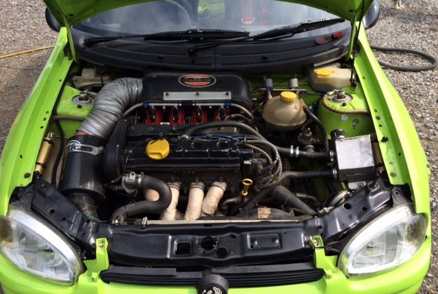Vaux Corsa 1600cc Gp A Jason Lepley Motorsport