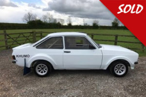 MK2 ESCORT GP 4 2.0 16V SOLD