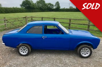 Sold MK1 Escort Rally
