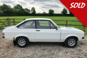 MK 2 Escort RS2000 SOLD