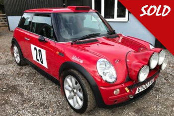 BMW Mini Cooper SOLD